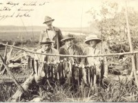 Early mess of fish from Ragged Lake