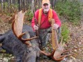 Bill Leach 2012 Moose Hunt